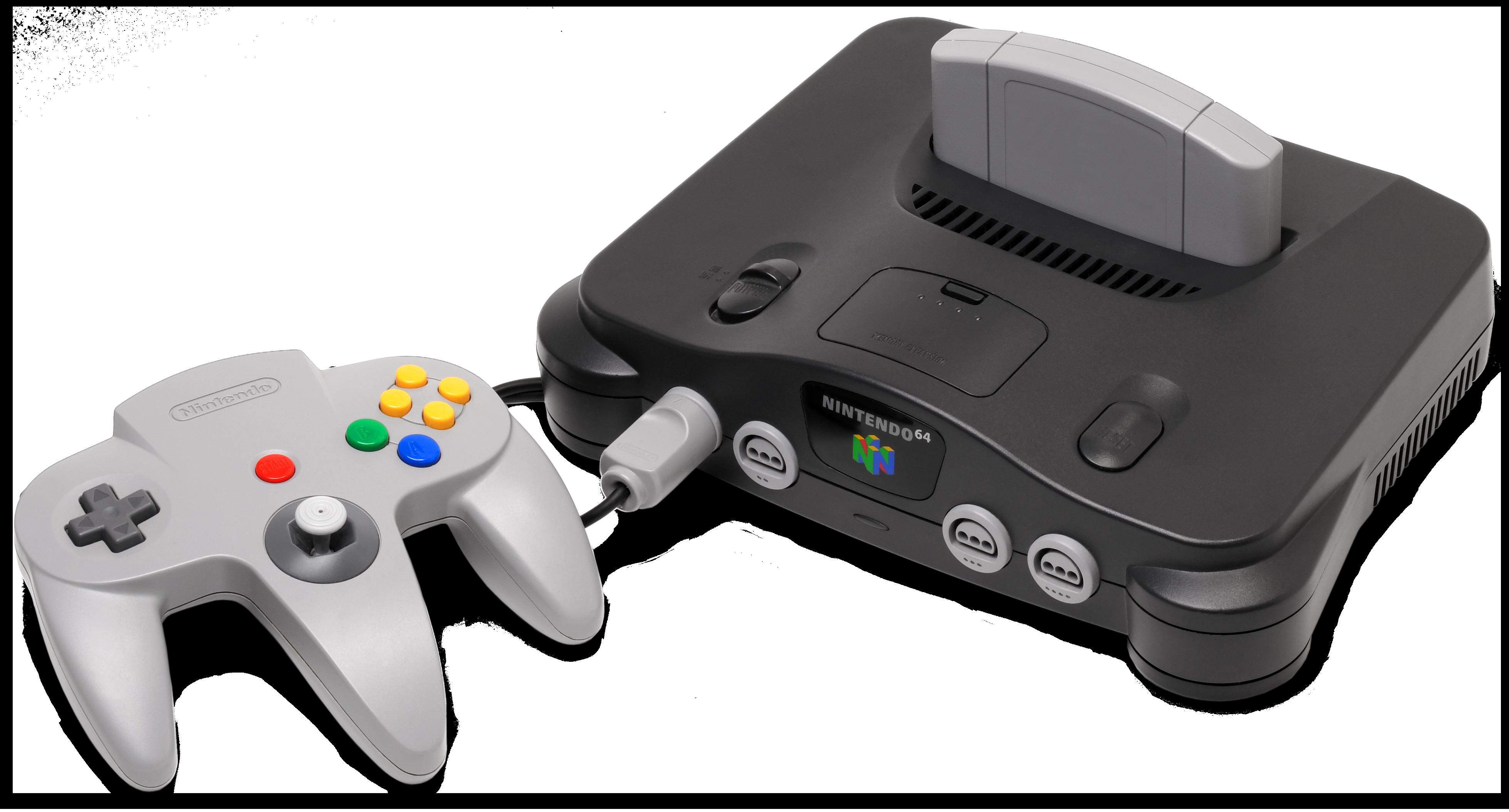 Nintendo Retrospective: The Nintendo 64