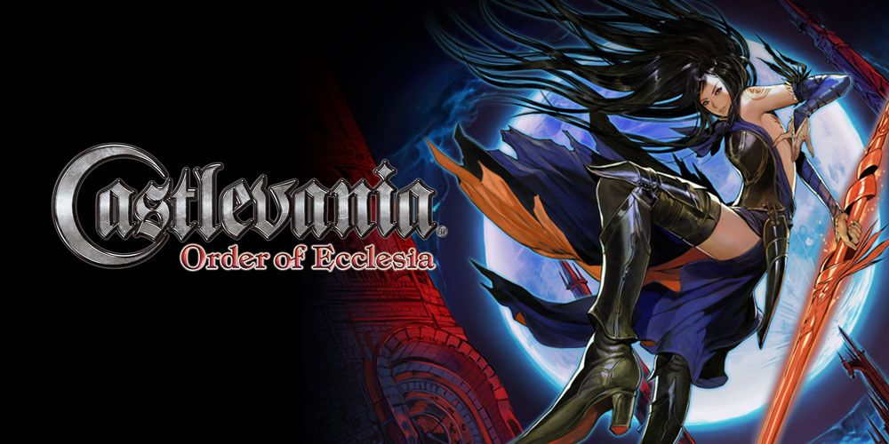 Castlevania: Order of Ecclesia is Brutal but Fun