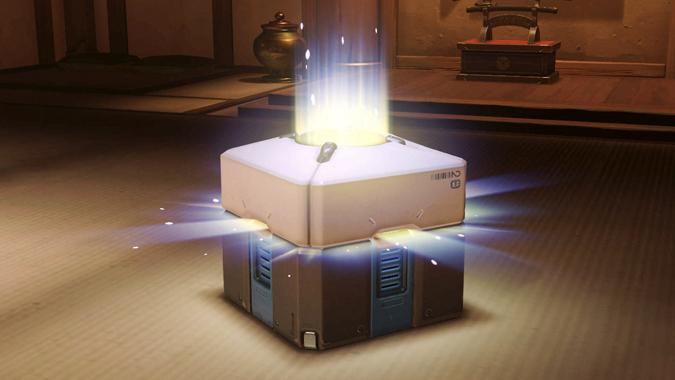 The Great Loot Box Debate