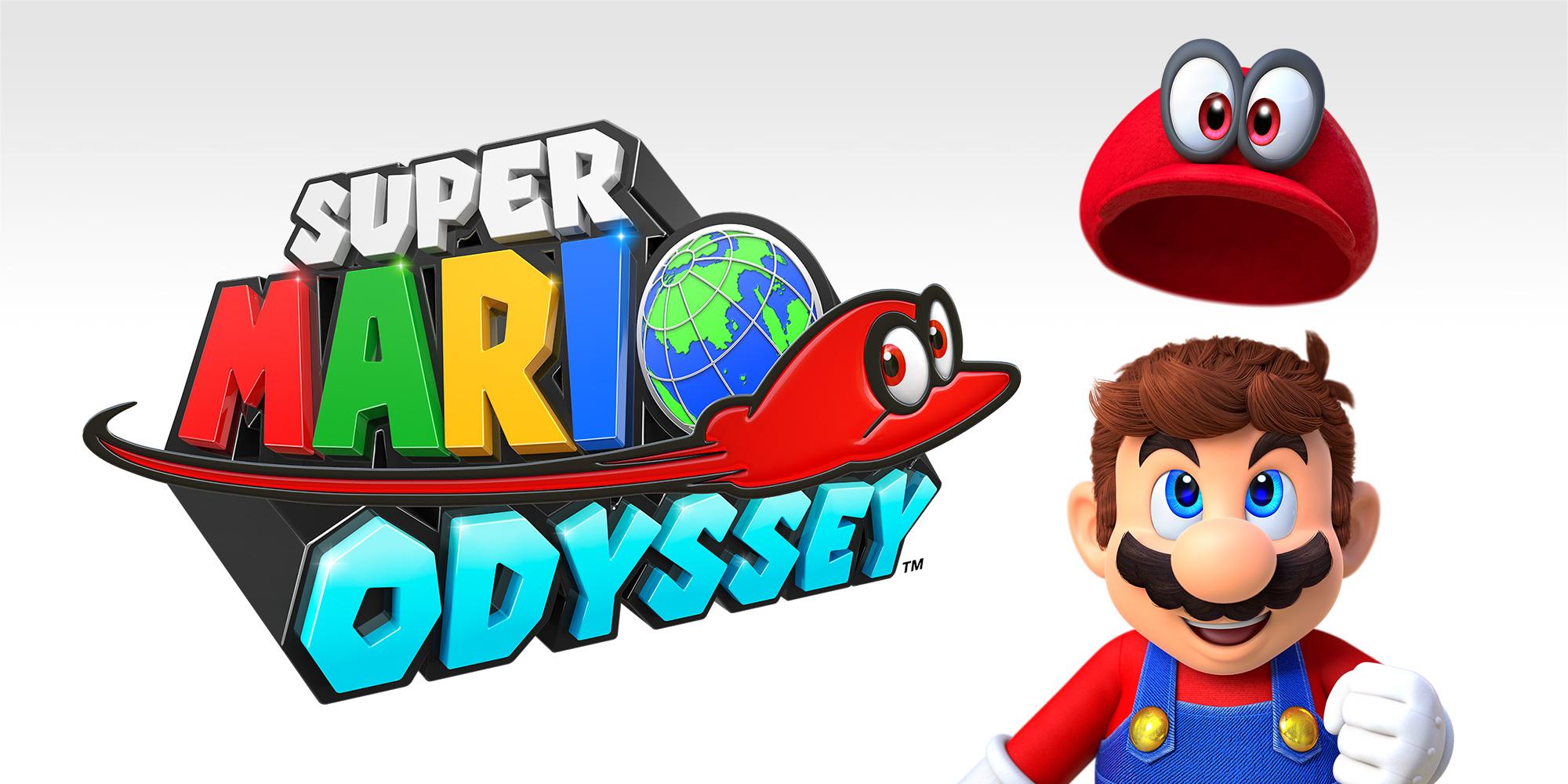 The Simple Magic of Super Mario Odyssey