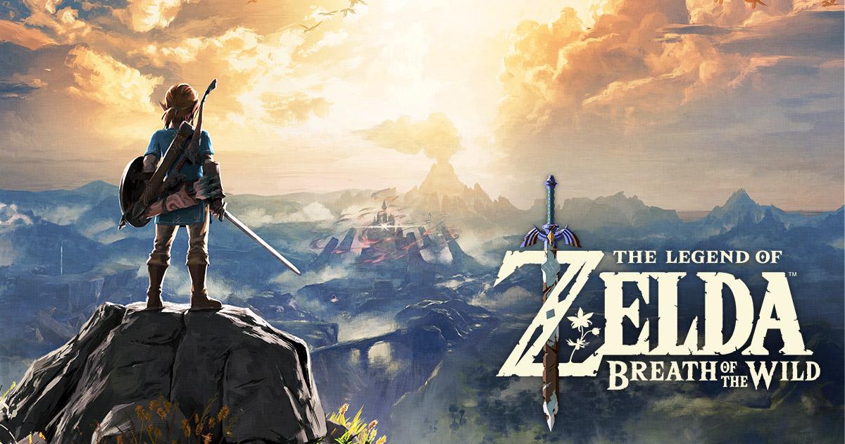 Top Games of 2017: The Legend of Zelda: Breath of the Wild