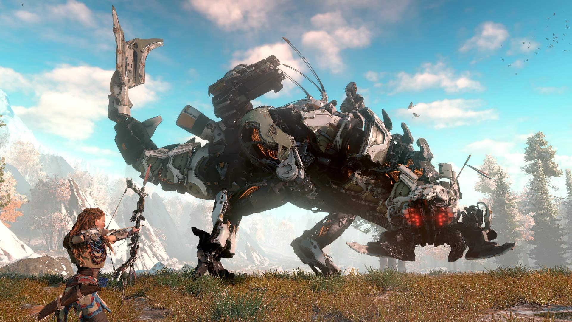Top Games of 2017: Horizon: Zero Dawn