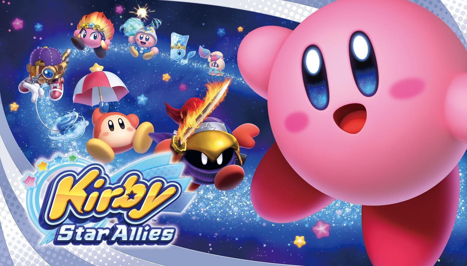More of the Same, Albeit Cute, with Kirby Star Allies
