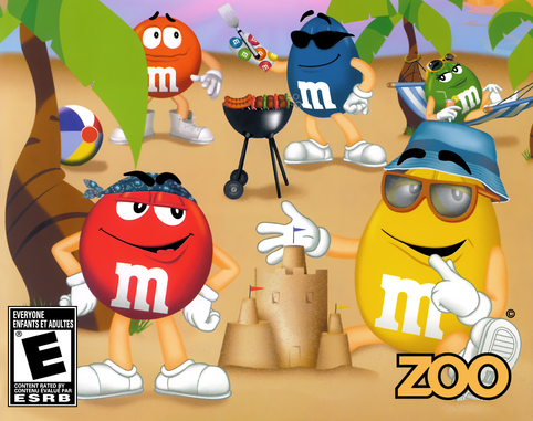 The Surprising Mediocrity of M&M's Beach Party