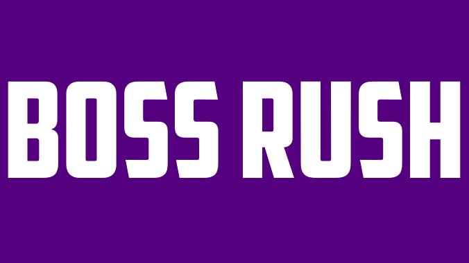 Boss Rush 16: The Anagram Game