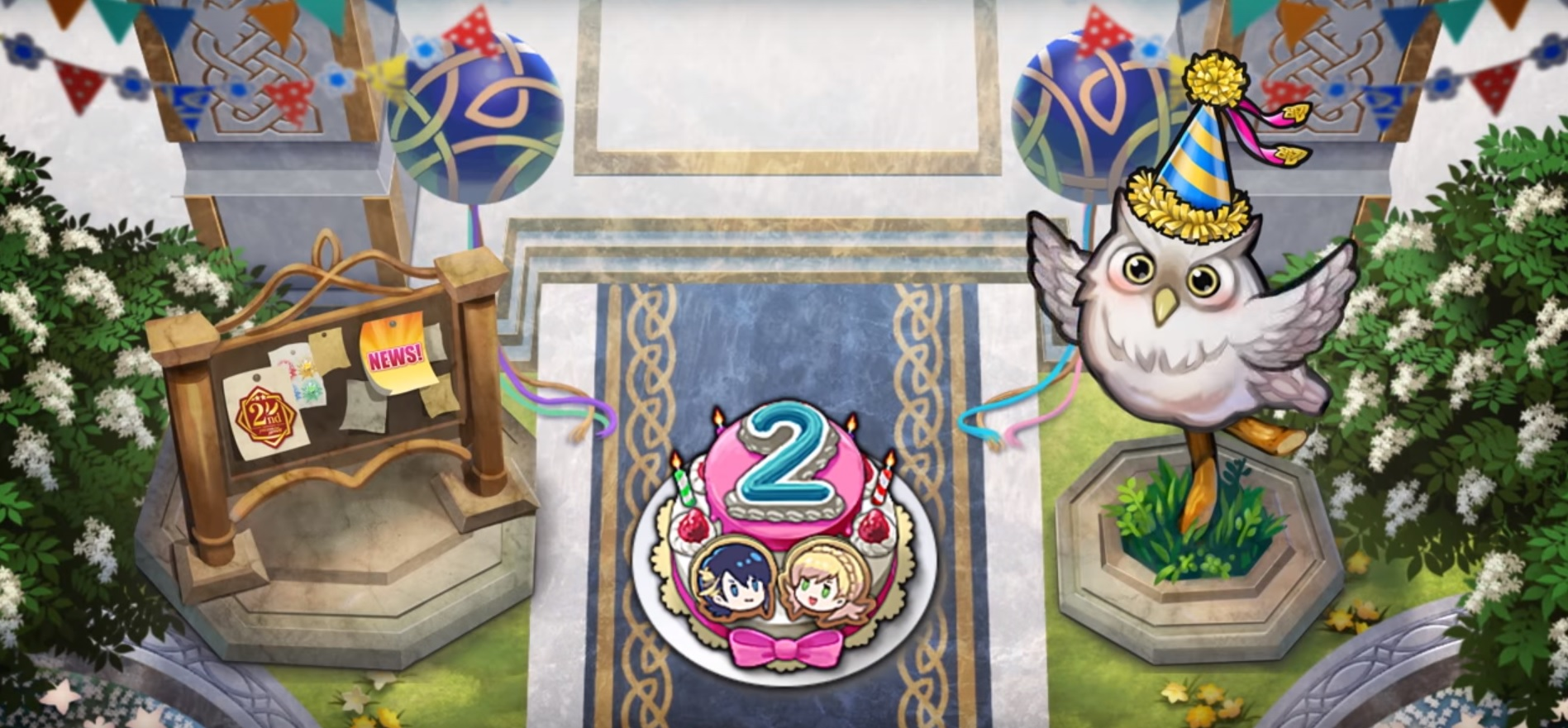 A Celebration of Fire Emblem Heroes