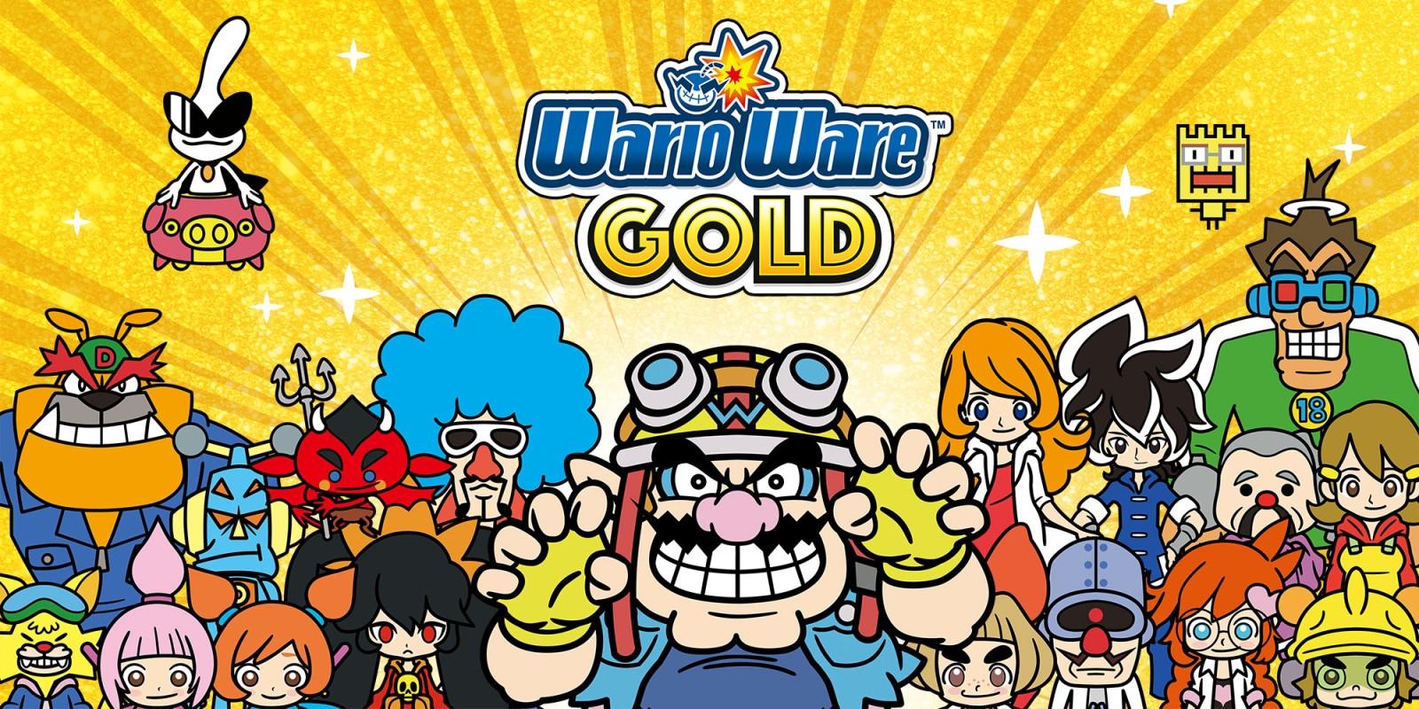 WarioWare Gold Showed Me How Games Make You Feel Like A Kid