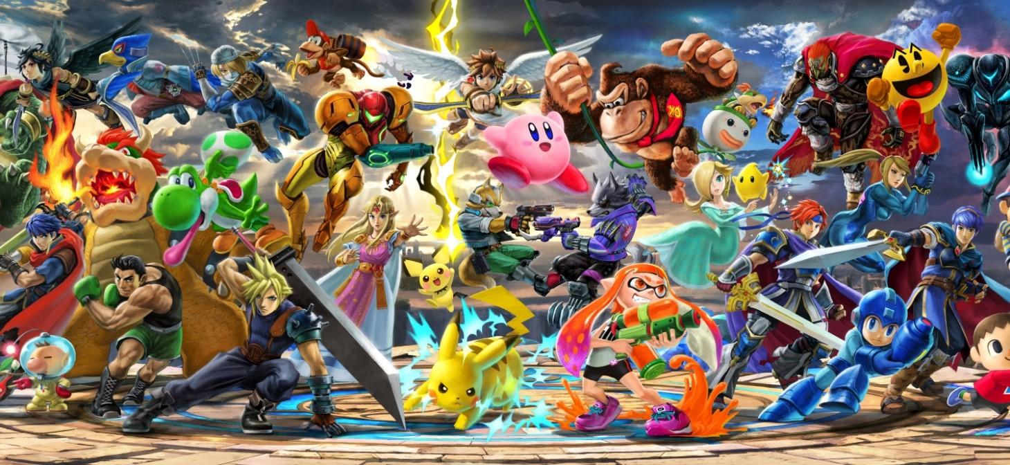 Top Ten Video Game Franchises
