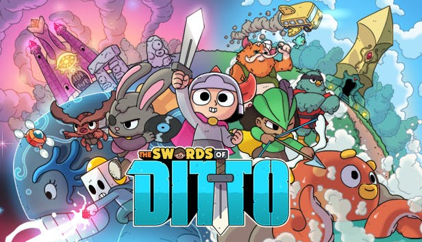The Swords of Ditto vs. Moonlighter: A Comparative Review