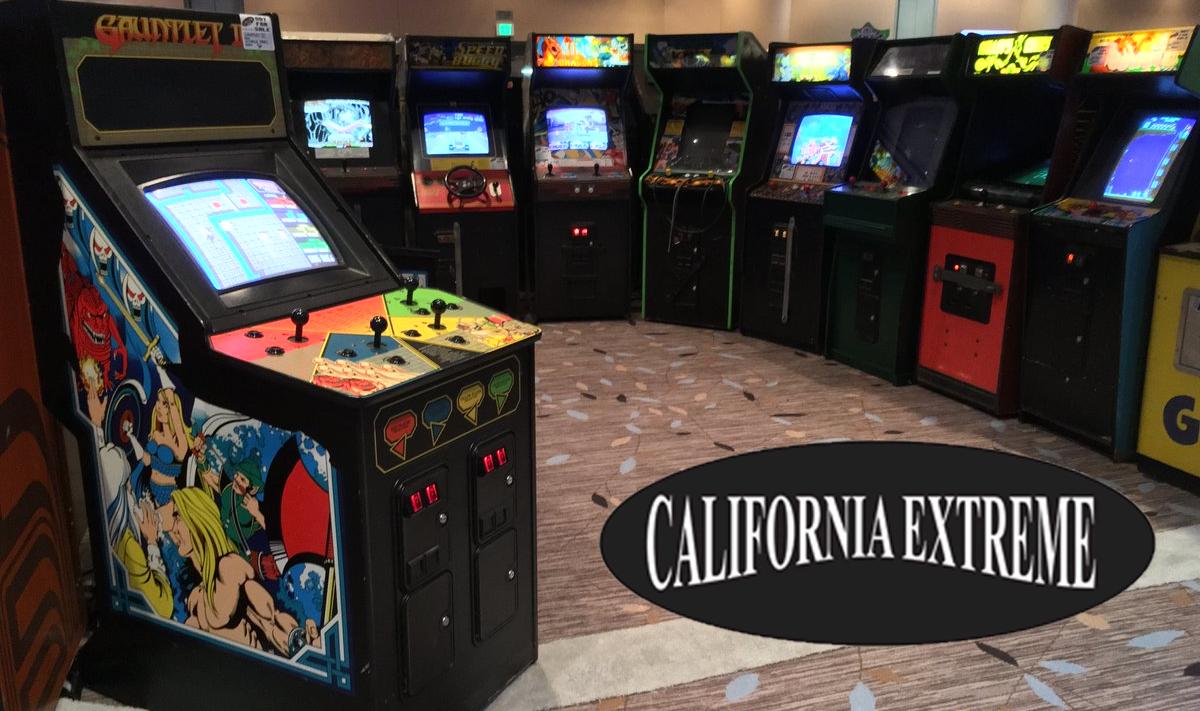 Retro Rules at California Extreme 2019