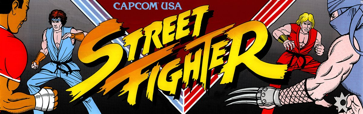 A World of Games: Street Fighter