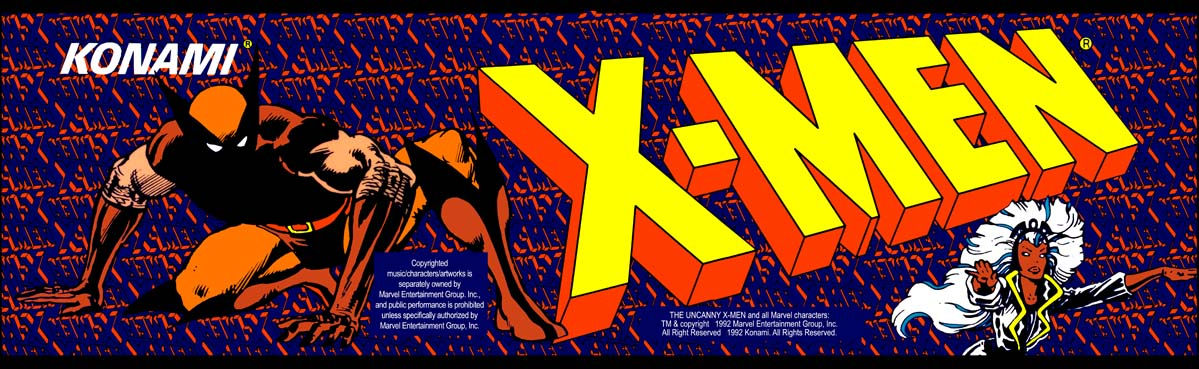 A World Of Games: X-Men