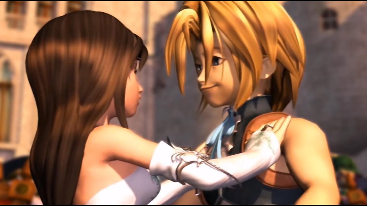 A 10 Year Relationship in Video Games