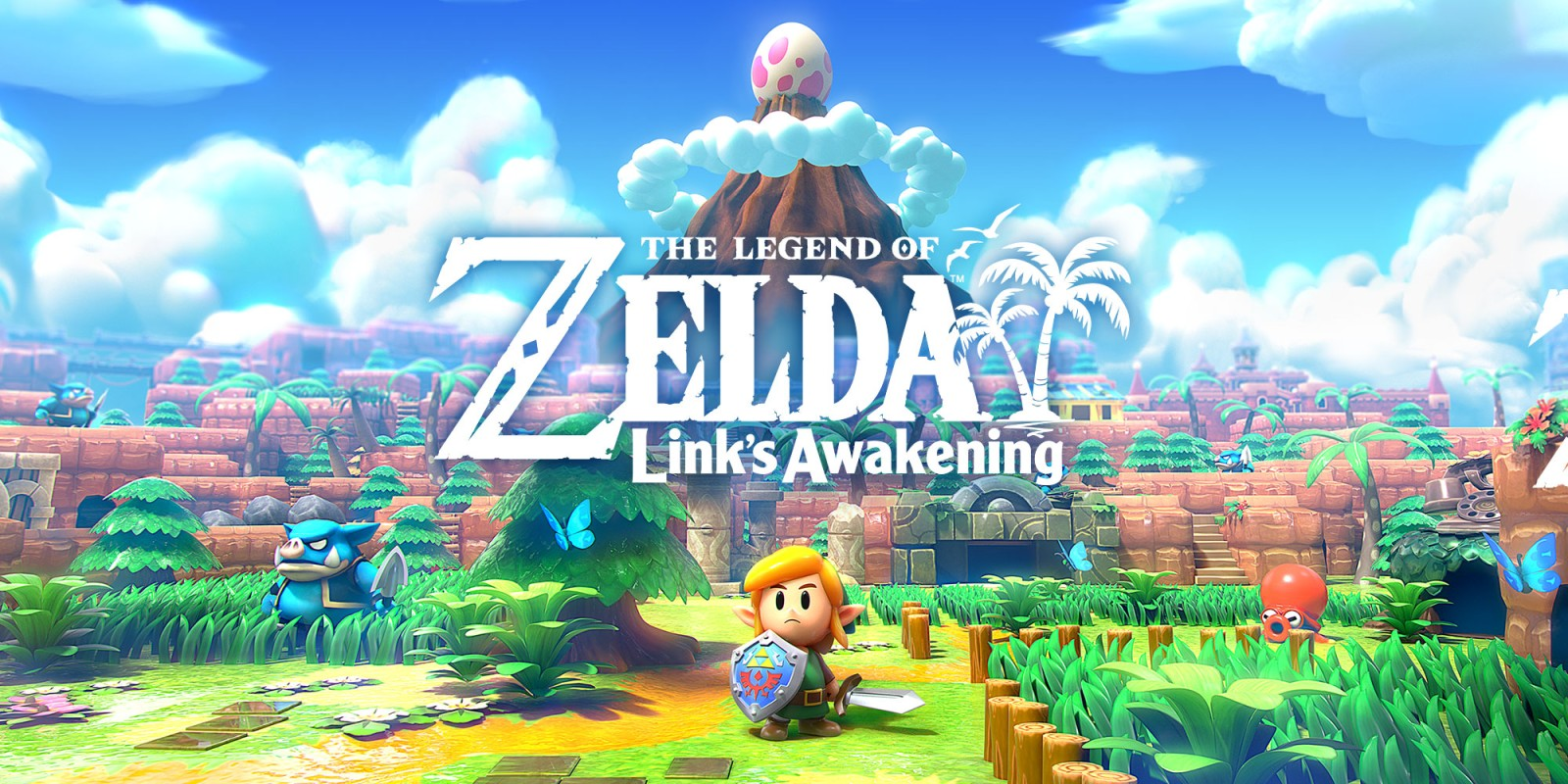 The Charm, Nostalgia, and Limitations of Link's Awakening on Switch