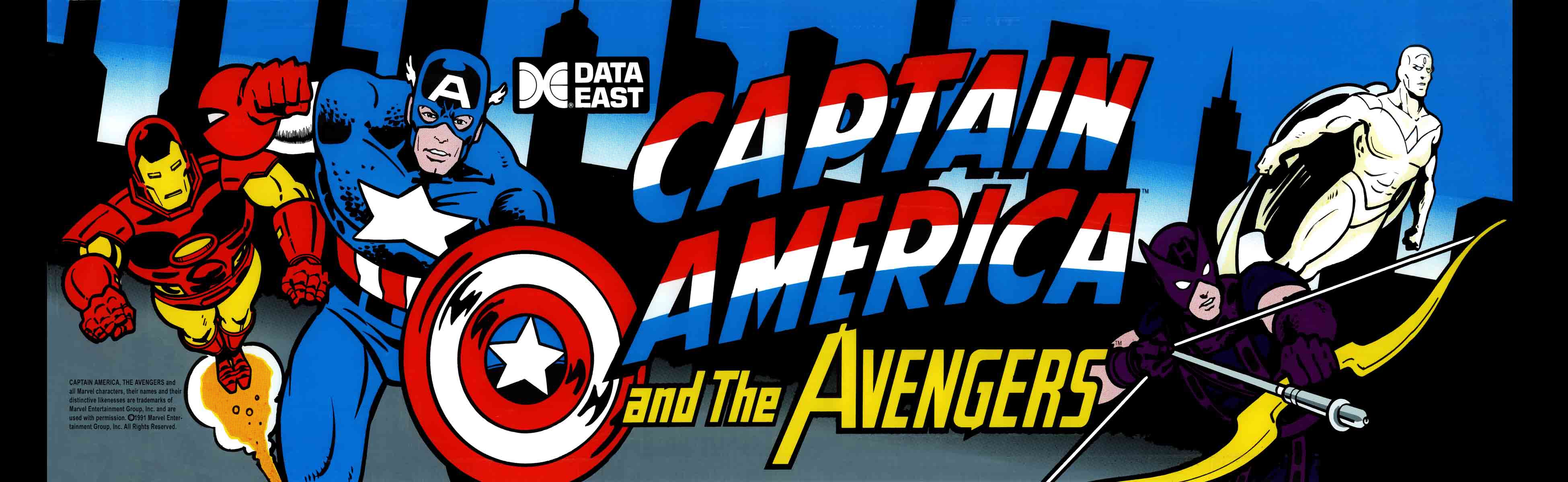 A World of Games: Captain America and the Avengers