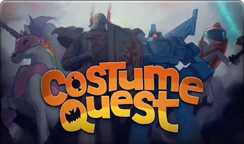 Remembering Costume Quest, the Best RPG About Fighting Monsters and Trick or Treating