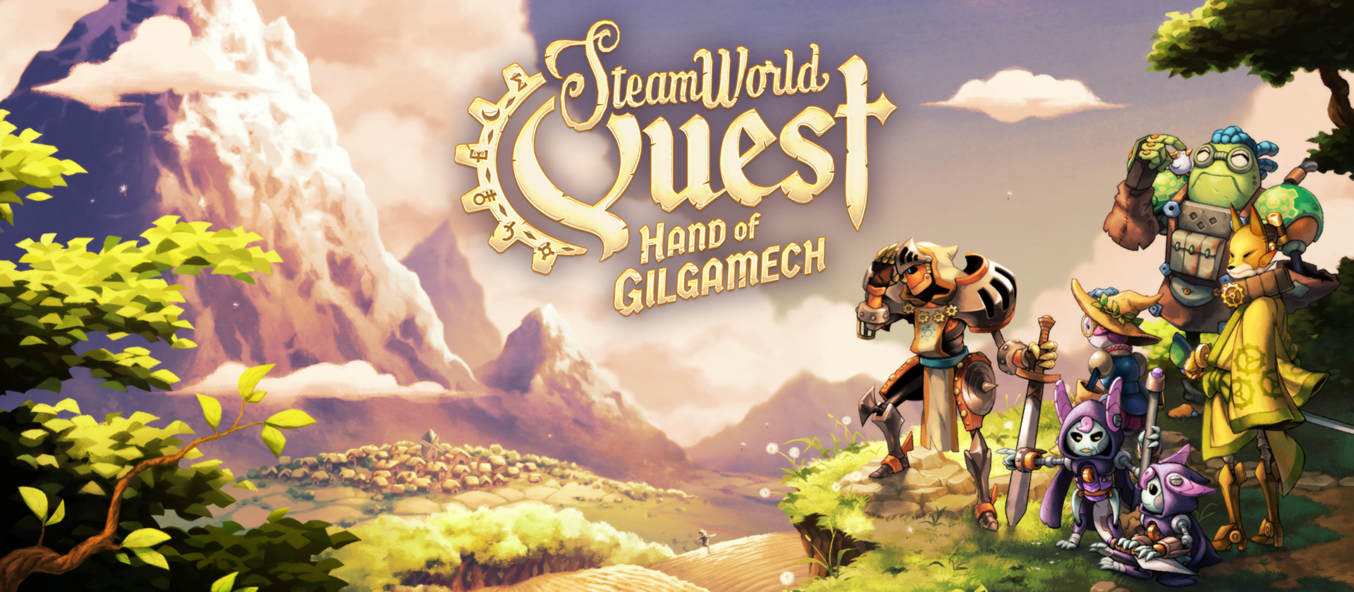 SteamWorld Quest Tells a Familiar Tale With a Different Battle System