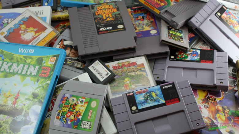 Game Collecting in a Digital Age
