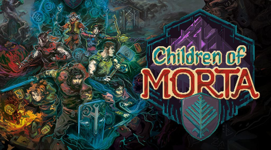 The Action Never Stops in the 8-Bit Diablo-like Children of Morta