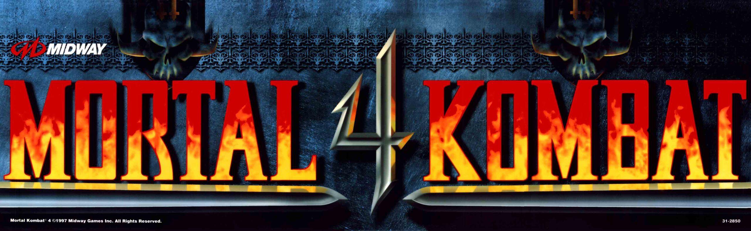 A World of Games: Mortal Kombat 4