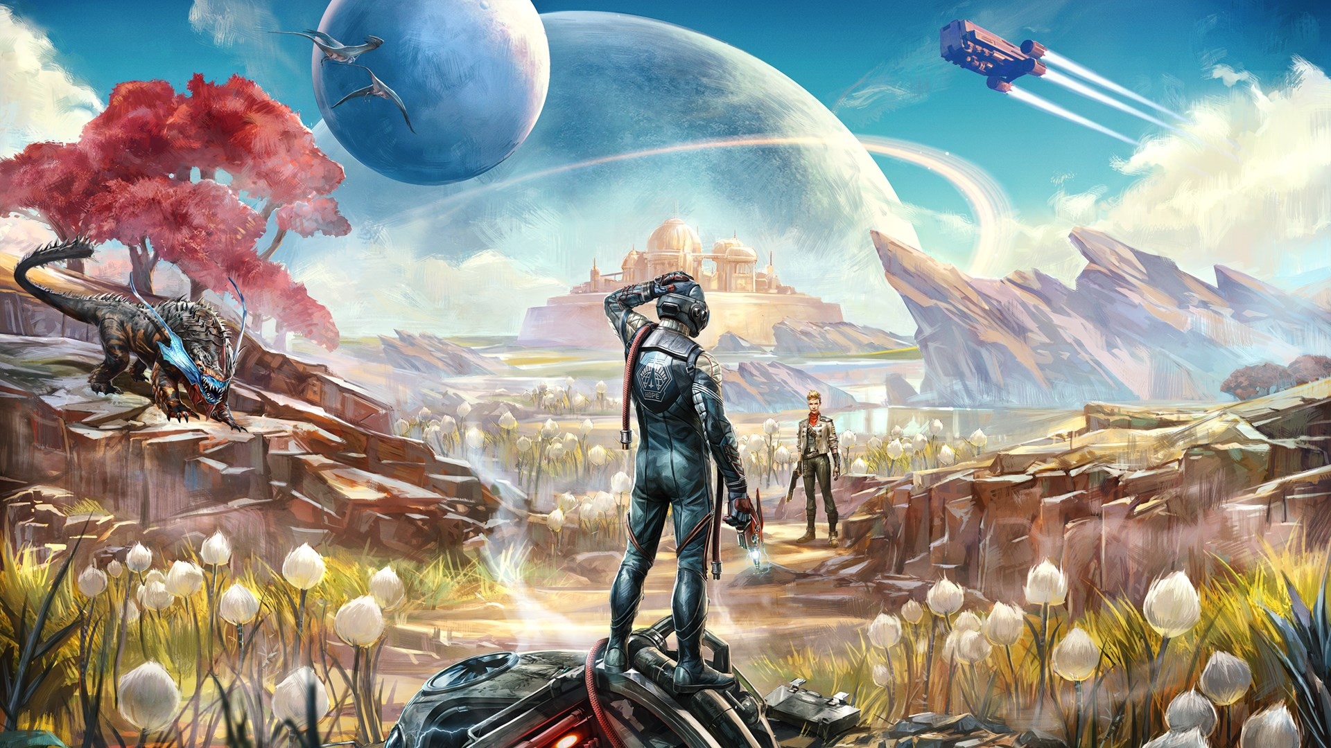 The Ups and Downs of Space Fallout, AKA The Outer Worlds