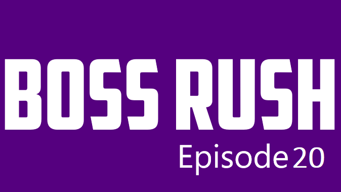 Boss Rush 20: Learn How To Play D&D with Jason (That's me)!