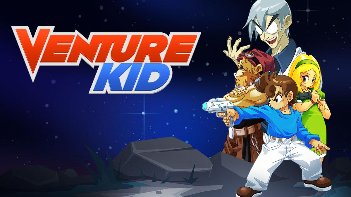 Venture Kid is a Mega Man Clone Missing the Mega Man Magic