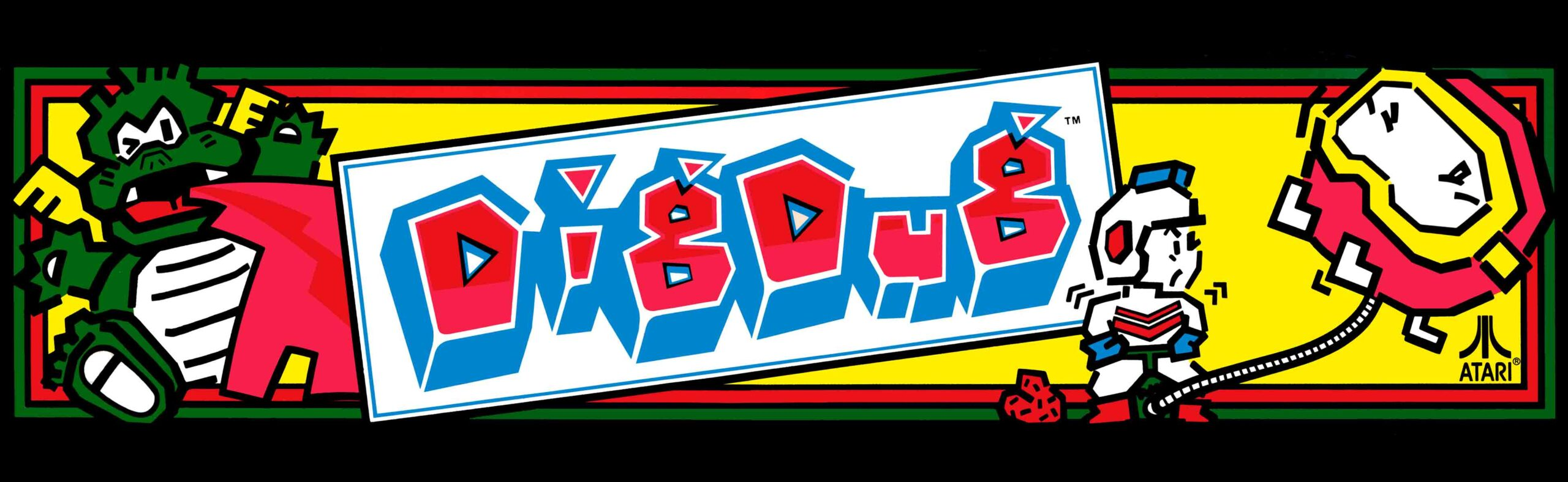 A World of Games: Dig Dug