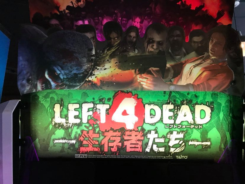 A World of Games: Left 4 Dead Survivors