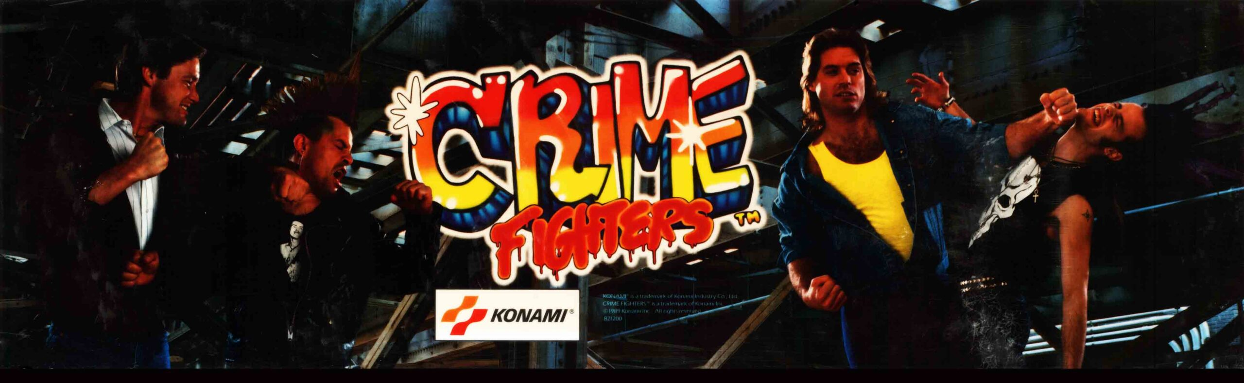 A World of Games: Crime Fighters