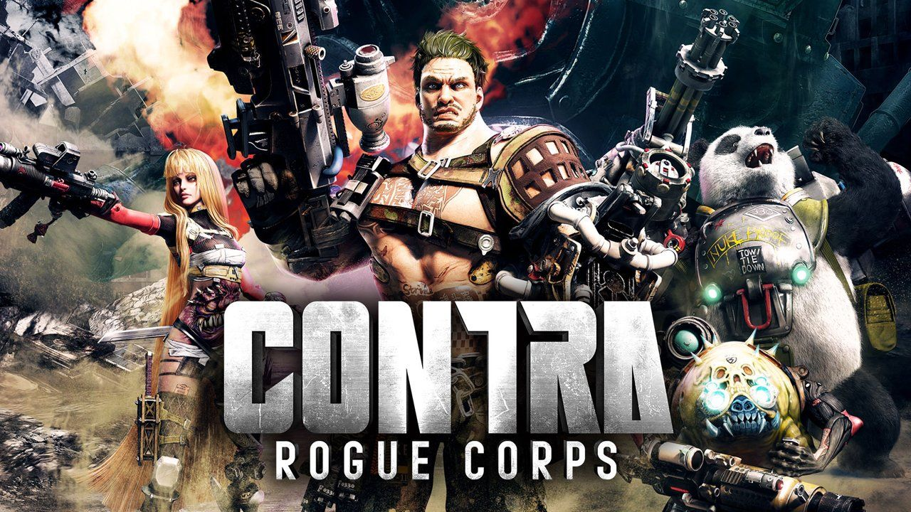 The Hardcore Action of Contra: Rogue Corps is Definitely Lacking