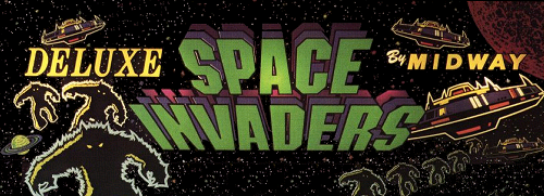 A World of Games: Space Invaders Deluxe