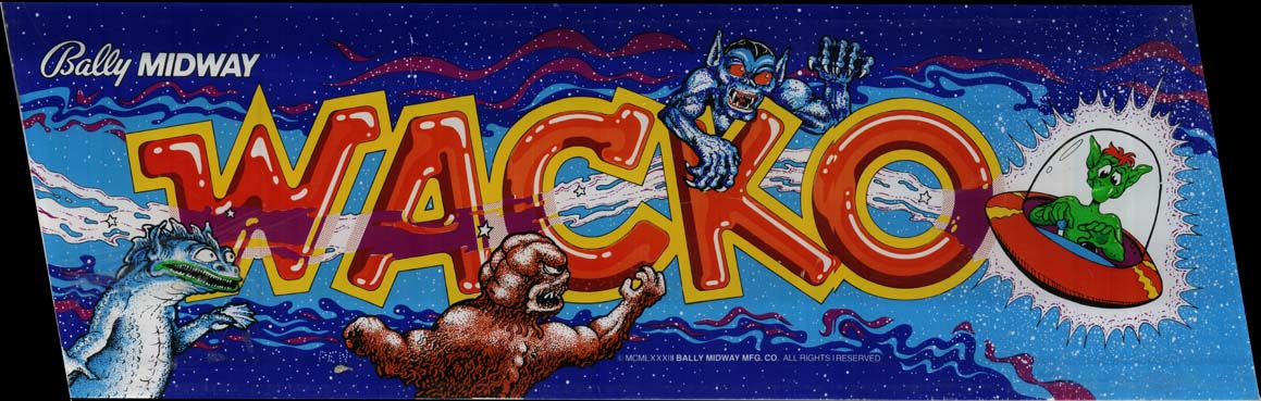 A World of Games: Wacko