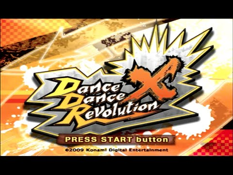 A World of Games: Dance Dance Revolution X