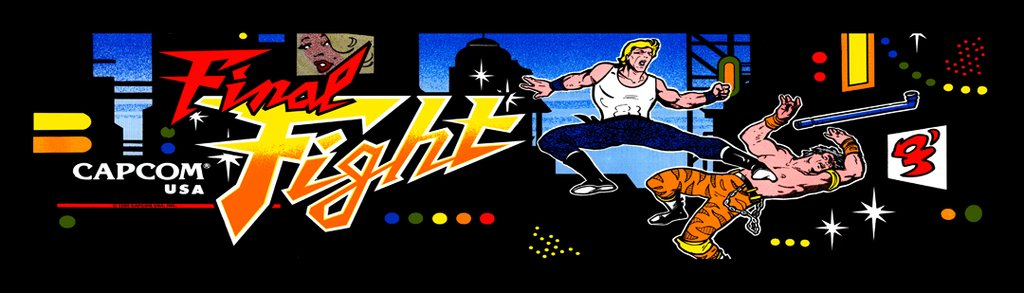 A World of Games: Final Fight