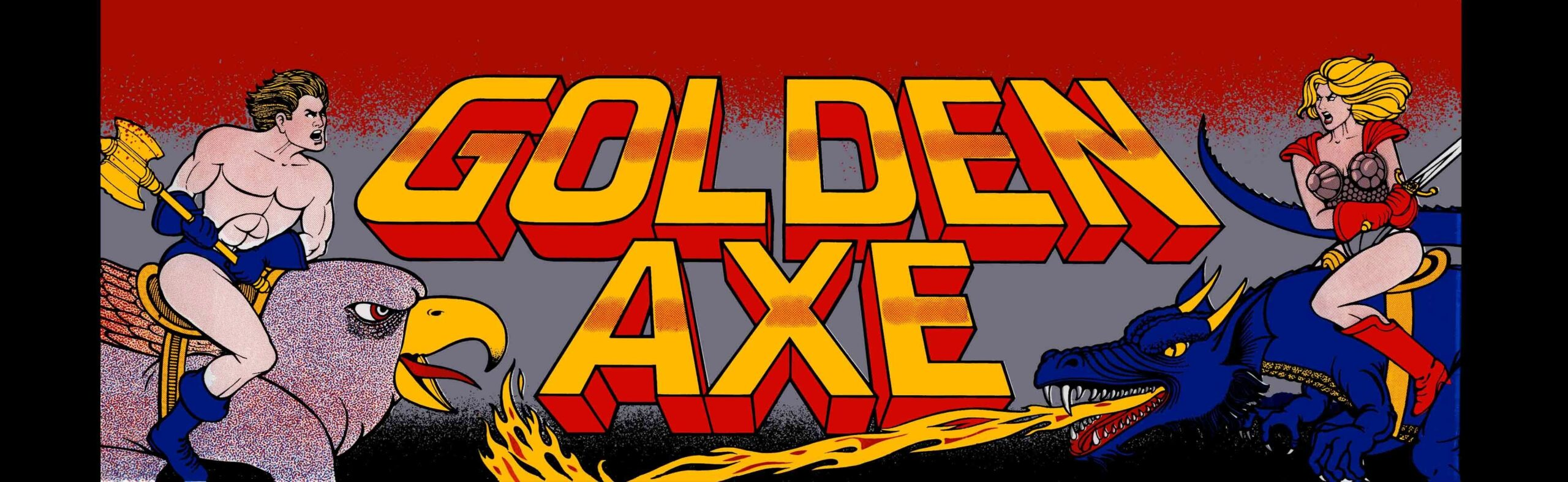 A World of Games: Golden Axe
