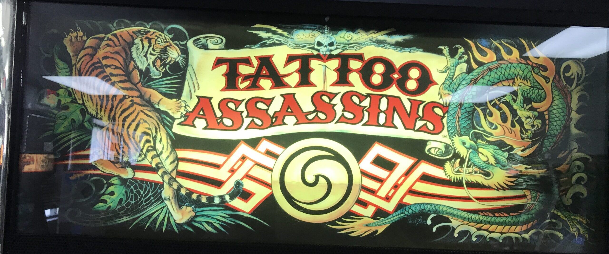 A World of Games: Tattoo Assassins