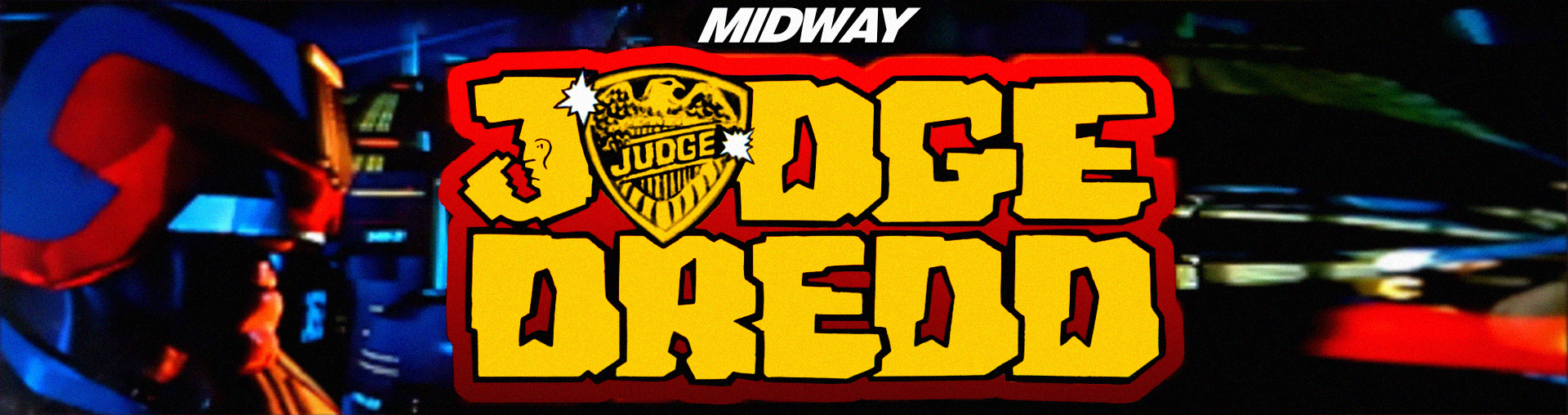 A World of Games: Judge Dredd