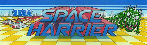 A World of Games: Space Harrier