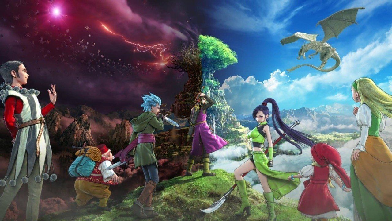 Dragon Quest XI is the Best JRPG I Have Played in a Decade