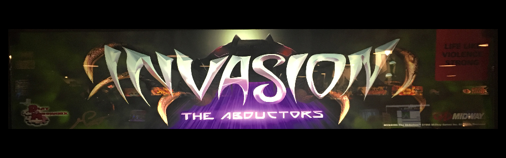A World of Games: Invasion: The Abductors