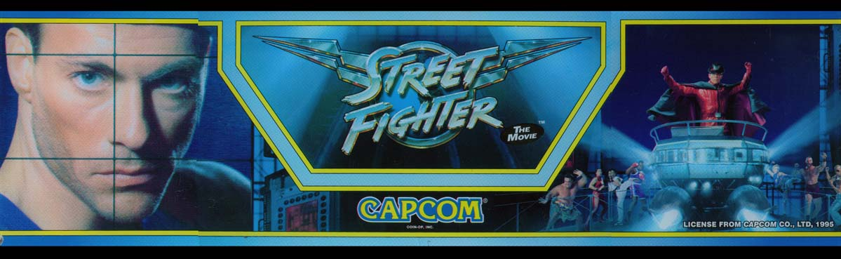 A World of Games: Street Fighter: The Movie