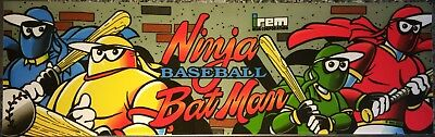 A World of Games: Ninja Baseball Bat Man