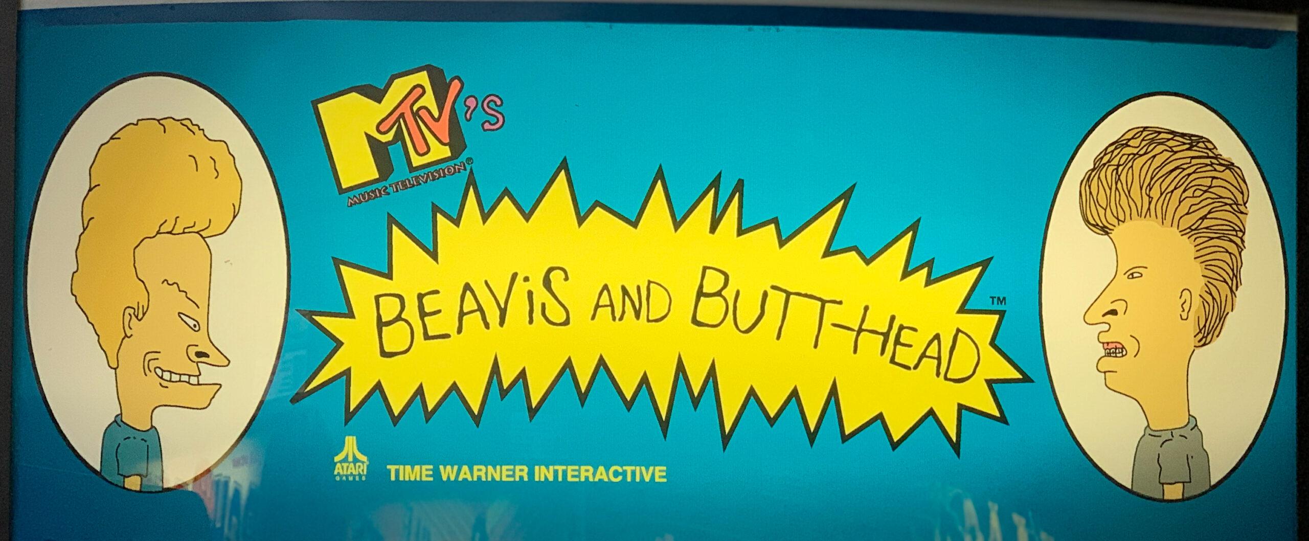 A World of Games: Beavis & Butt-head