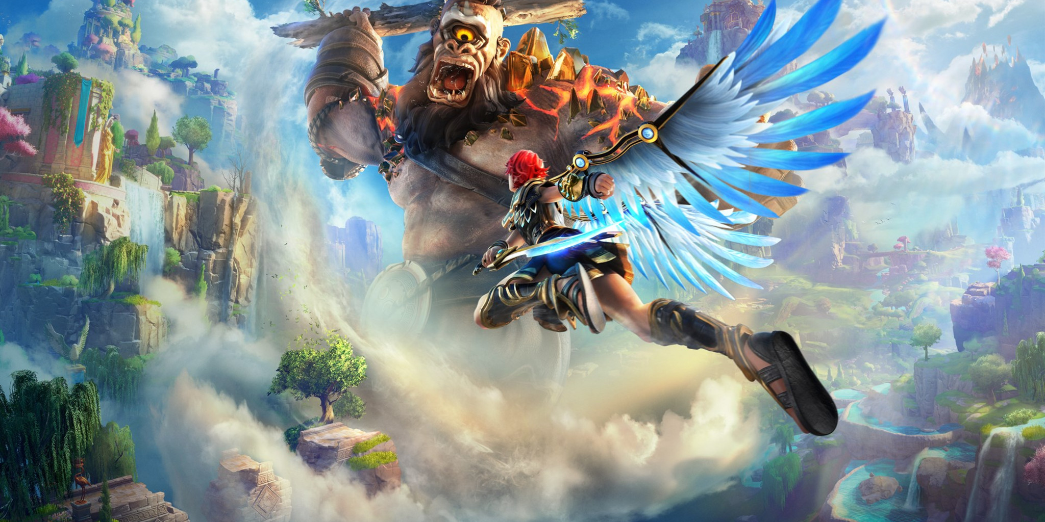 Is Immortals: Fenyx Rising Really A Copy of Breath of the Wild?