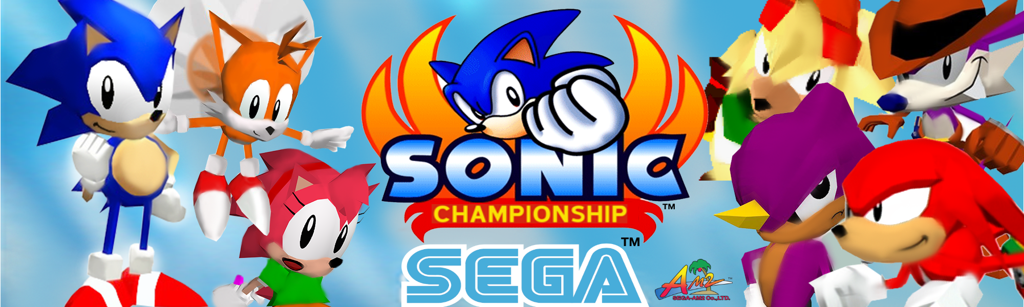 A World of Games: Sonic Championship