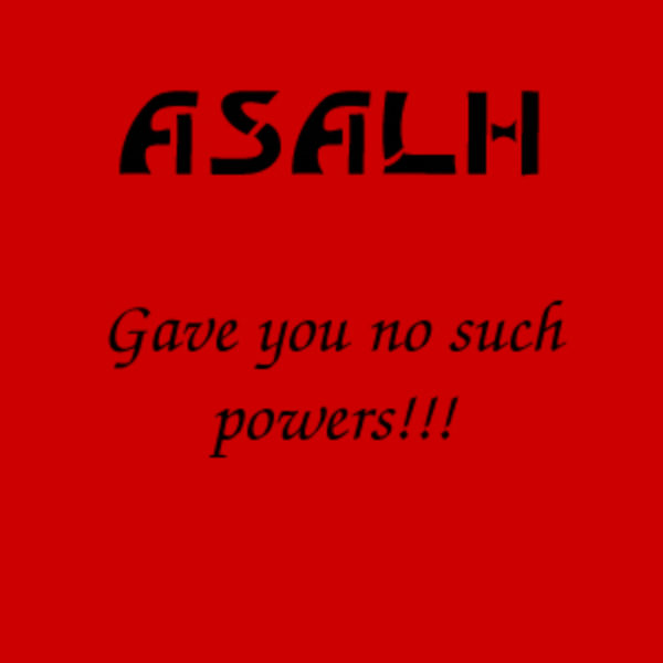 ASALH Did Not Vote for a Dictatorship!