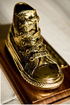 Golden Tennis Shoe Award