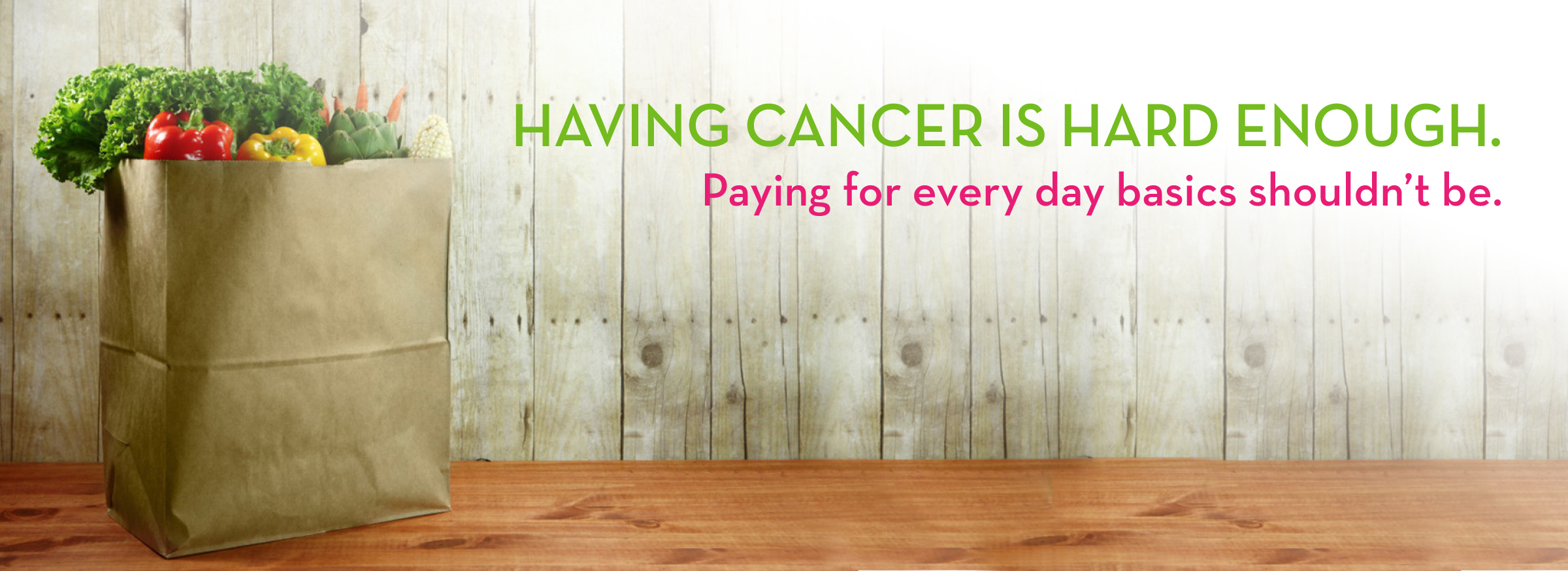 Having Cancer is Hard Enough