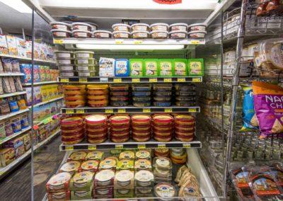 Hummus, Grocery Store